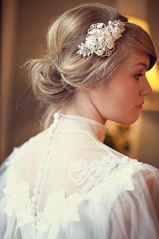 I Do ... In Vintage Photo Shoot - Hair & Makeup