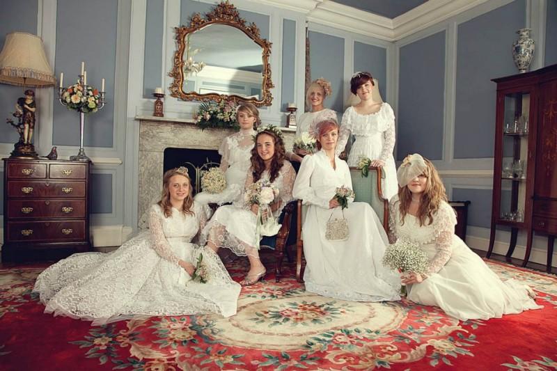 I do in vintage wedding fayre