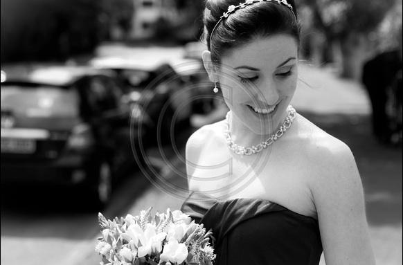 Bridesmaid - Hair and Makeup
