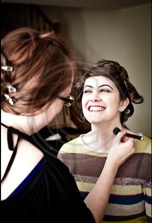 Camilla Wedding - Makeup