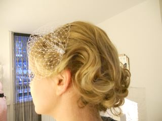 Bridal Trial -Hair