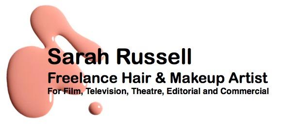 Sarah Russell Freelance Hair & Makeup Artist
