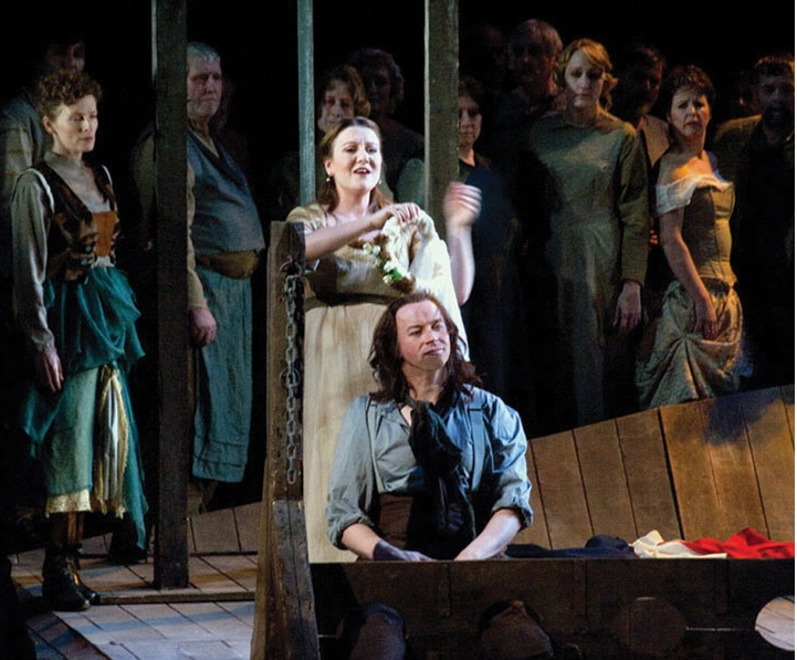 Hugh the Drover Opera