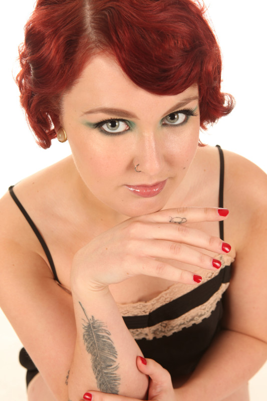 Pin-up Photo Shoot - Hair & Makeup