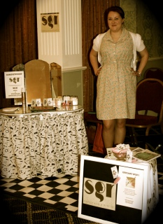 SGR Vintage hair & makeup