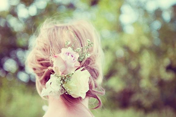 Summer of Love Photo Shoot - Hair and Makeup