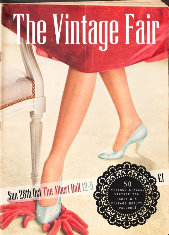 Nottingham Vintage Fair