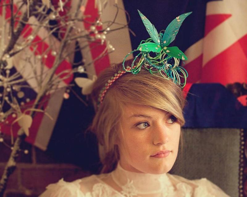 I Do ... In Vintage Promo-shoot. Hair & Makeup
