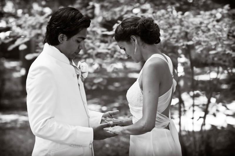 Janine & Arvind 17th June 2012