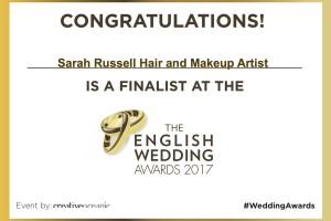 Finalist Poster - English Wedding Awards 2017