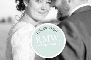 Amy & Sam with RMW logo