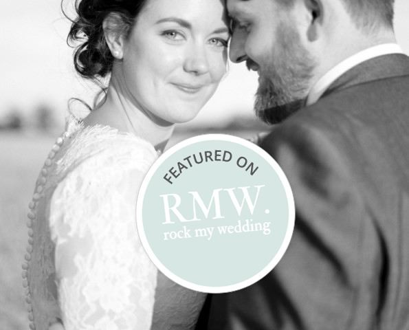 Amy & Sam with RMW logo