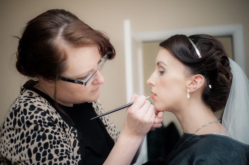 Sarah Russell Hair & Makeup - Elizabeth&Jonathan