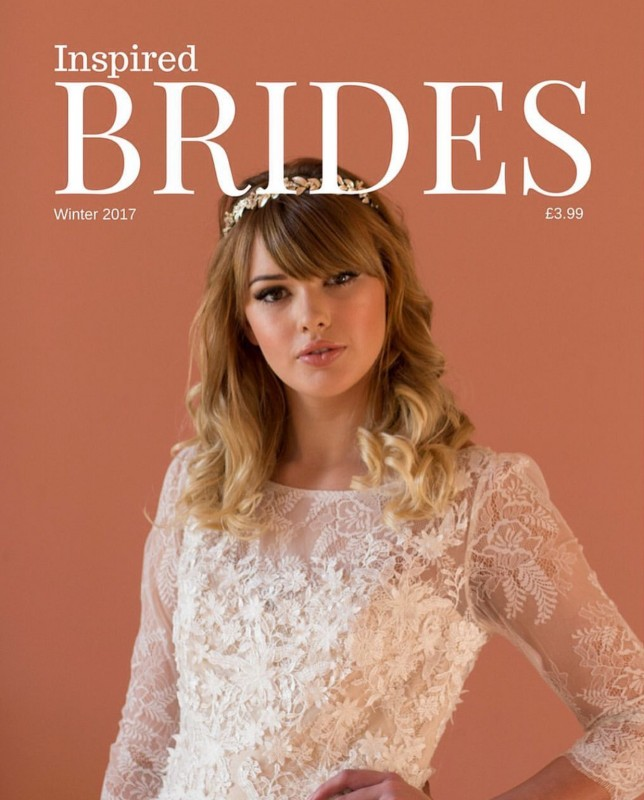 Inspired Brides magazine Winter 2017