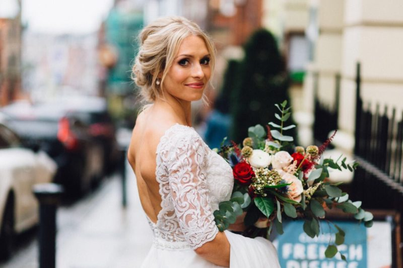 relaxed bridal hair west midlands
